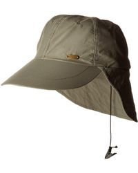 Stetson - No Fly Zone Flap Cap - Lyst
