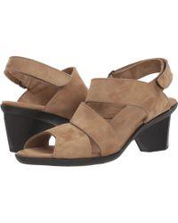 Arche - Enorya (antico/noir) Women's Shoes - Lyst