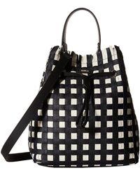 Stacy Casanova tote bag - Black Furla khdXbS