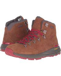 Danner - Mountain 600 4.5 (rich Brown) Women's Shoes - Lyst