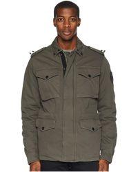 Versace Jeans - Military Jacket (thyme) Men's Coat - Lyst