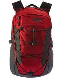The North Face - Borealis (asphalt Grey sulphur Spring Green) Backpack Bags  - 7118a869bb97