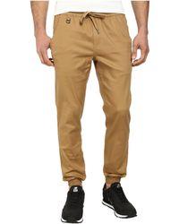 Publish - Sprinter Jogger Pants (khaki) Men's Casual Pants - Lyst