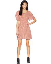 Billabong - Tomorrows End Dress (cool Wip) Women's Dress - Lyst