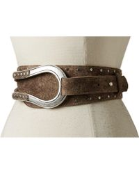 Leatherock - 1669 (bark) Women's Belts - Lyst