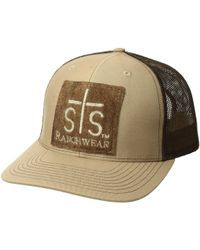 STS Ranchwear Patch Ball Cap - Multicolor