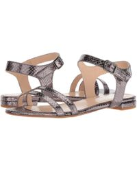 Cordani - Prowess (pewter Snake Leather) Women's Sandals - Lyst