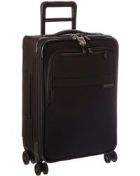 Briggs & Riley   Baseline Domestic Carry-on Expandable Spinner   Lyst