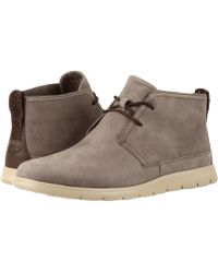 UGG - Freamon Capra (navy) Men's Lace-up Boots - Lyst