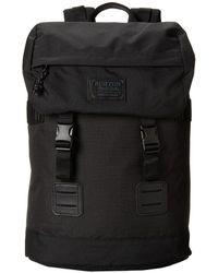 Burton - Tinder Pack (true Black Triple Ripstop) Backpack Bags - Lyst