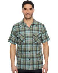 Pendleton - Short Sleeve Board Shirt - Lyst