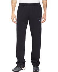 PUMA - P48 Modern Sports Fleece Open Pants (black) Men's Workout - Lyst