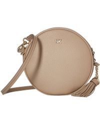 3a53d52cf625 Lyst - MICHAEL Michael Kors Medium Canteen Bag (soft Pink) Handbags ...