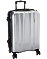 Calvin Klein - 24 Excalibur Expandable Hardside Spinner (navy) Luggage - Lyst