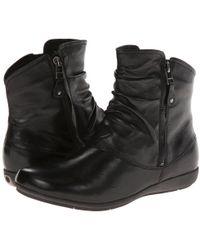 Josef Seibel - Faye 05 (black) Women's Boots - Lyst