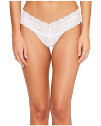 Cosabella - Never Say Never Cutie Lowrider Thong - Lyst