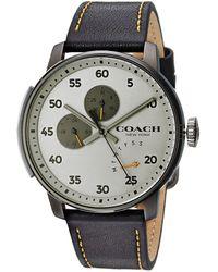 COACH - Bleecker - 14602338 (black) Watches - Lyst