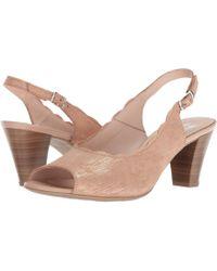 Spring Step - Janelle (black) Women's Shoes - Lyst