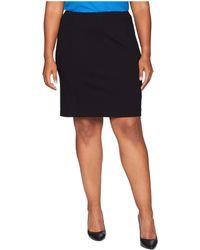 Lyssé - Plus Size Perfect Skirt (black) Women's Skirt - Lyst