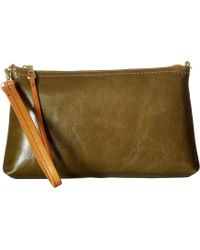 Hobo - Darcy (mink) Cross Body Handbags - Lyst