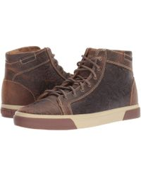 ced36baa8c69b2 Durango - Music City High Top Lacer (cocoa Truffle) Women s Boots - Lyst