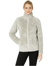 4988c3ddf7a3 Lyst - The North Face Osito 2 Jacket (mid Grey) Women s Coat in Purple