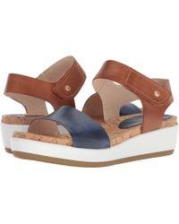 Pikolinos - Mykonos W1g-0758c3 (cactus) Women's Sandals - Lyst
