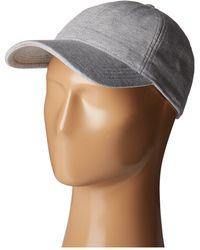 f9457f41 Lyst - Lacoste Pique Bucket Hat in White for Men