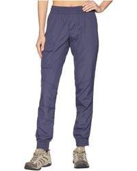 Columbia - Silver Ridge Pull On Pants (garnet Red) Women's Casual Pants - Lyst