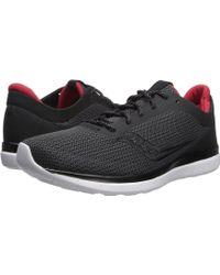 bb385912ad Saucony - Liteform Escape (black charcoal) Men s Running Shoes - Lyst