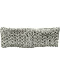 adidas - Evergreen Ii Lurex Headband (white/silver Lurex) Headband - Lyst