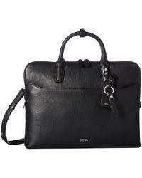 Tumi - Stanton Anita Portfolio (earl Grey) Handbags - Lyst