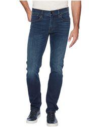 Hudson Jeans - Blake Slim Straight Zip In Norwood (norwood) Men's Jeans - Lyst