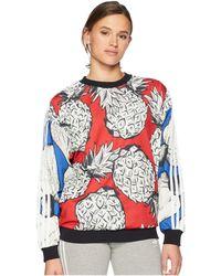 adidas Originals - Farm Boyfriend Sweater (multicolor) Women's Sweater - Lyst