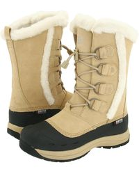 Baffin - Chloe (sand) Women's Cold Weather Boots - Lyst