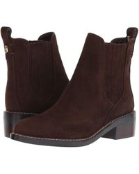 Tommy Hilfiger - Wezley (brown Suede) Women's Shoes - Lyst