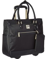 Kenneth Cole Reaction - Call It Off - Nylon Wheeled Tote - Lyst
