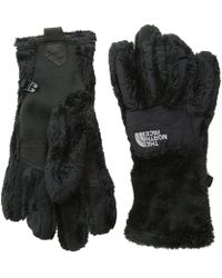 The North Face - Women's Denali Thermal Etiptm Glove (tnf Black) Extreme Cold Weather Gloves - Lyst