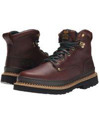 Georgia Boot - 6 Georgia Giant Boot (brown) Men's Work Boots - Lyst