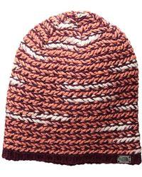 The North Face - Kaylinda Beanie (four Leaf Clover urban Navy) Beanies - d4ab3e84b8e6