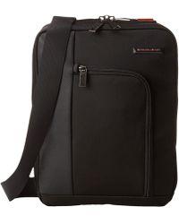 Briggs & Riley - Verb Link Crossbody (black) Cross Body Handbags - Lyst