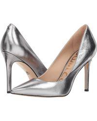 Sam Edelman - Hazel (gold Degrade Crystal Patent) Women's Shoes - Lyst