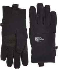 The North Face - Women's Apex+ Etiptm Glove (tnf Black (prior Season)) Extreme Cold Weather Gloves - Lyst
