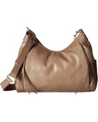Hobo - Horizon (black) Shoulder Handbags - Lyst