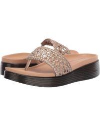 c39d46444dd6 Donald J Pliner - Fifi 20 (rose Python Print) Women s Shoes - Lyst