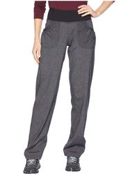 Prana - Summit Pants (black) Women's Casual Pants - Lyst