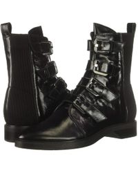 Dolce Vita - Gaven (black Leather) Women's Shoes - Lyst