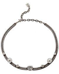 DANNIJO   Lulu Choker Necklace   Lyst