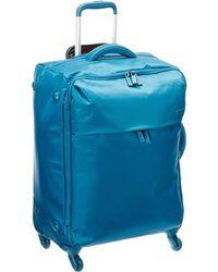 Lipault - Original Plume 25 Spinner (purple) Luggage - Lyst