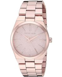Michael Kors - Mk6624 - Channing (rose Gold) Watches - Lyst